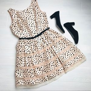 Taylor Polka Dot Dress